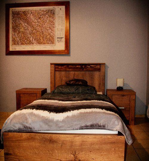 TerapiaBieszczady - sypialnia